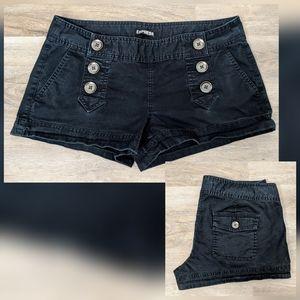 Express | black shorts | 4